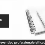 Come Creare un Preventivo Professionale Efficace