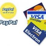 Come Farsi Pagare con Paypal e con Carta di Credito