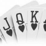 Professionisti del Poker Texas Hold em alla Cassa